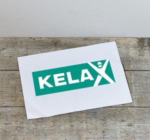 <span>KELAX</span><i>→</i>