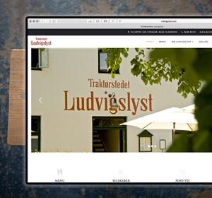 <span>Traktørstedet Ludvigslyst</span><i>→</i>